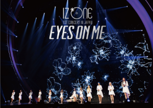 ((4월14일 예약주문)) IZ*ONE 1ST CONCERT IN JAPAN [EYES ON ME] TOUR FINAL -Saitama Super Arena-
